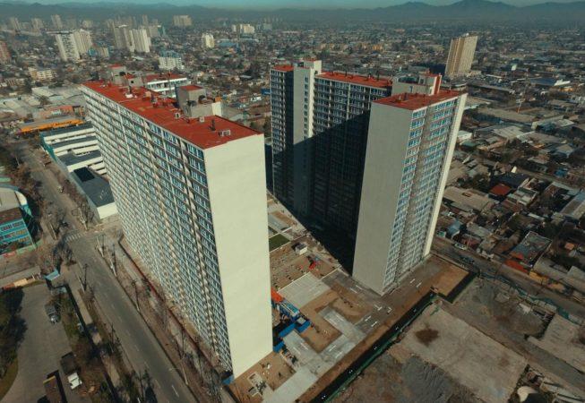 Proyecto Edificio Pedro Prado lado a
