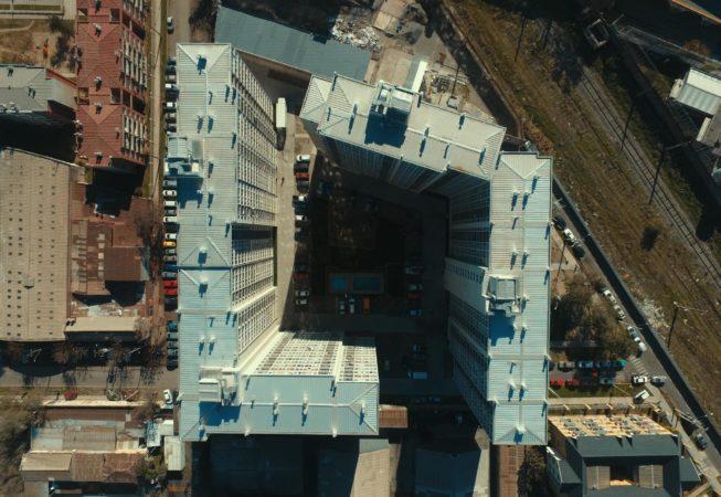 Proyecto Edificio Nicolas Palacios lado b